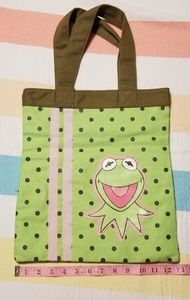 🐸 *Loungefly* Kermit the Frog Tote Bag